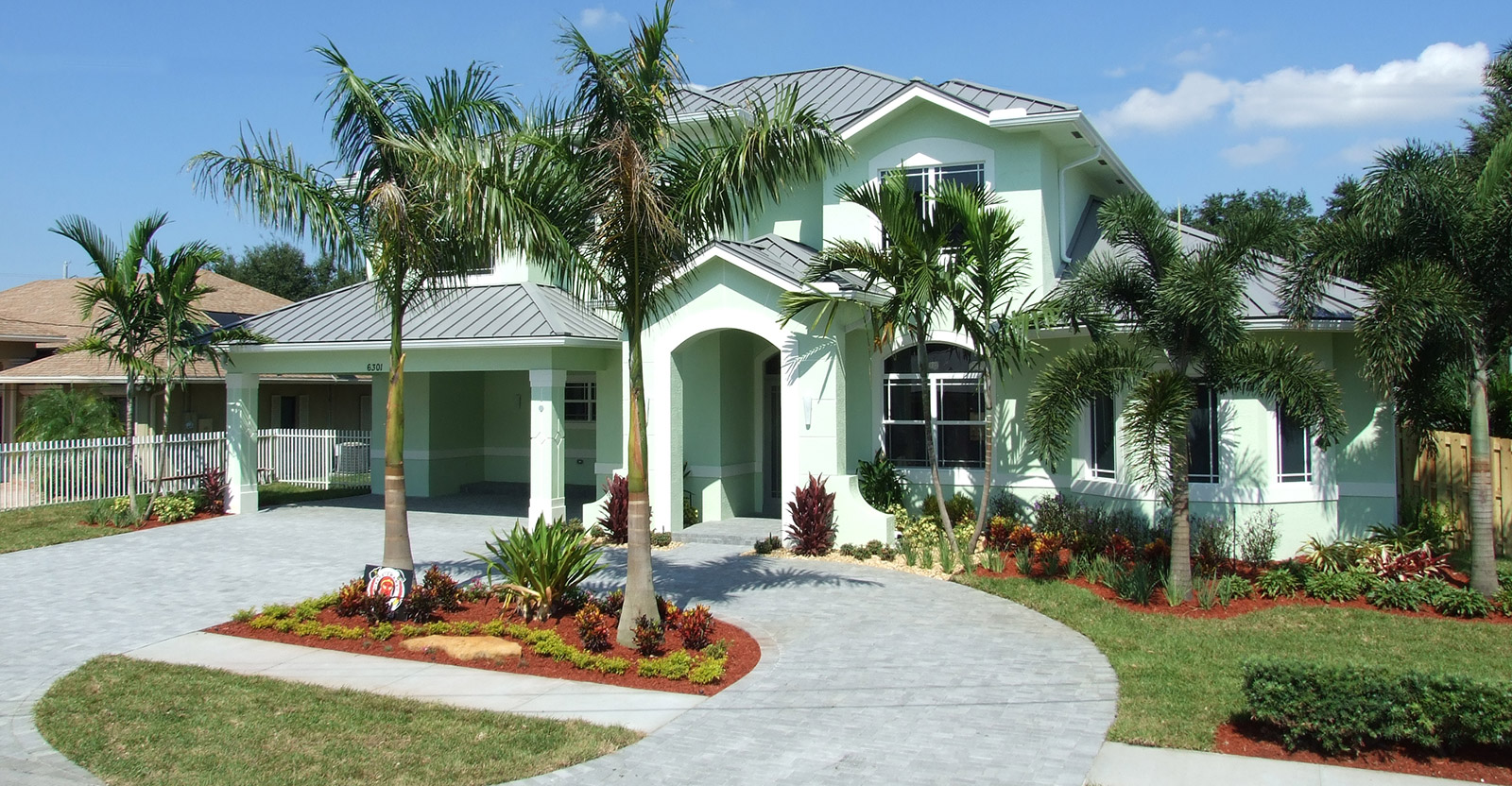 Luxury key west style for Key west style homes